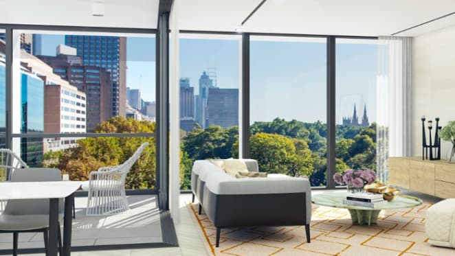 Sydney's ONE30 Hyde Park offers $2.2 million two bedroom apartments OTP