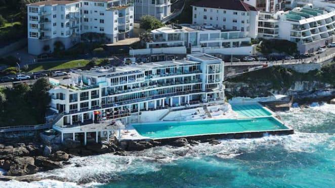 Entrepreneur and adman John Singleton lists Level 3 Icebergs Dining Room and Bar