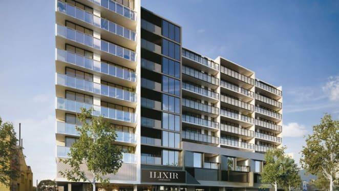 Work starts on $60-million Ilixir apartment project in Melbourne's Cheltenham