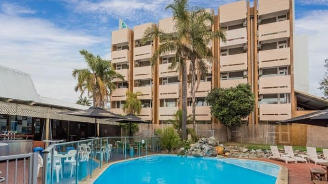 Live music hub Indian Ocean Hotel in Perth up for sale