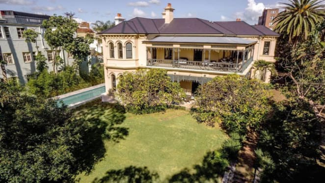 Iona, Darlinghurst sold by Baz Luhrmann for near $16 million asking price