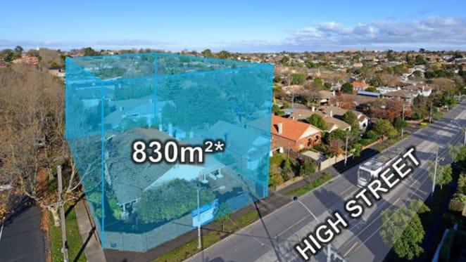 Glen Iris neighbours secure record residential development site price