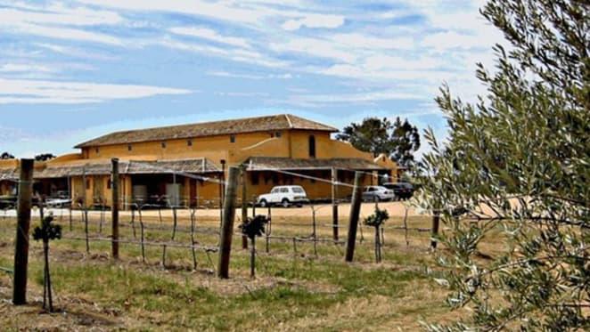 Iron Gate Estate at Pokolbin listed by Roger Lilliott