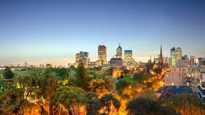 Mirvac's plans for pavilion penthouse overlooking East Melbourne parkland