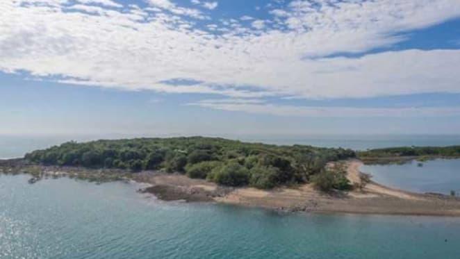 Own a Whitsundays island for $3.5 million
