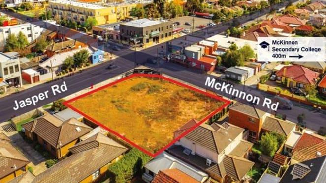McKinnon development site sold for $4.2 million