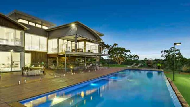 The Project star Peter Helliar lists Plenty home