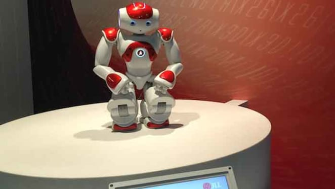 JLL tasks robotic JiLL as receptionist at new Sydney office