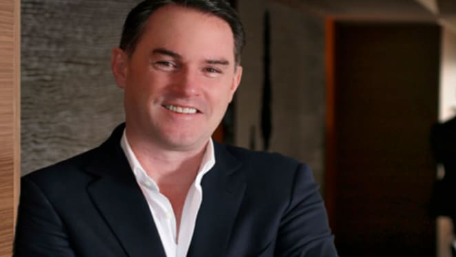 John McGrath on real estate jitters impact on his company's opening day float