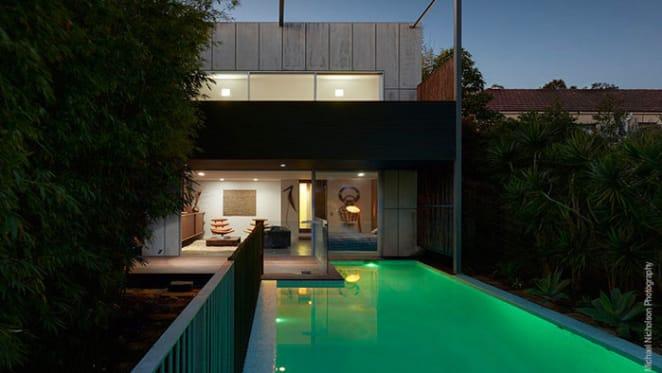 Architect Virginia Kerridge lists South Coogee duplex