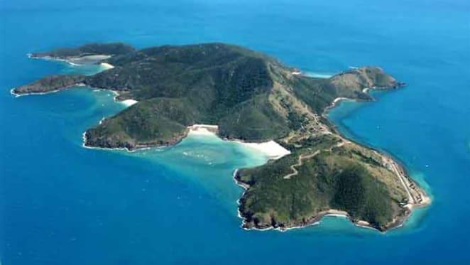 Keswick Island listed for sale by Dawson Damer family