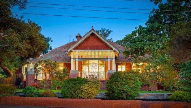 Timber ceilings lift Queen Anne, Kew home to trophy home status