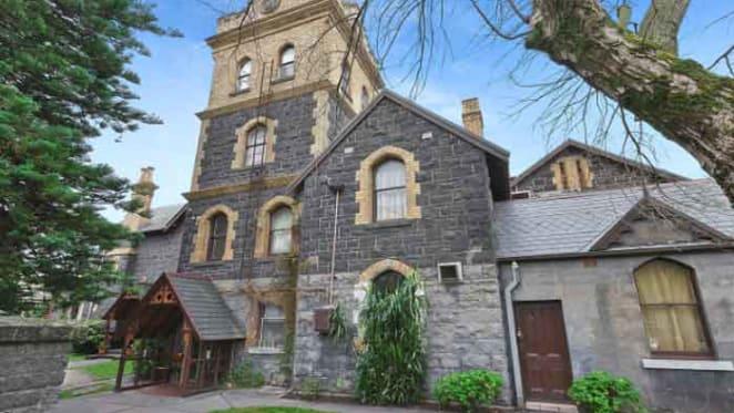 Ivy Grange, Kew, the 41 bedroom heritage back for sale