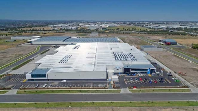 Three new tenants move into Key Industrial Park in Melbourne's Keysborough