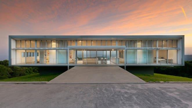 Ian Moore-designed Kiama trophy home