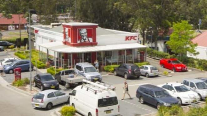 Sentinel sells KFC Menai outlet for $3 million through Burgess Rawson