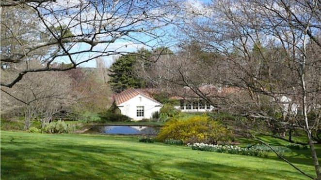 Edna Walling garden at Southern Tablelands finally sold