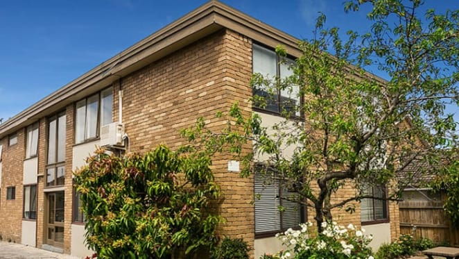 Kingsville Melbourne apartment the state's most affordable