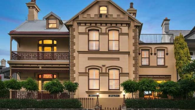 Former Noni B former co-chief exec buys in Kirribilli