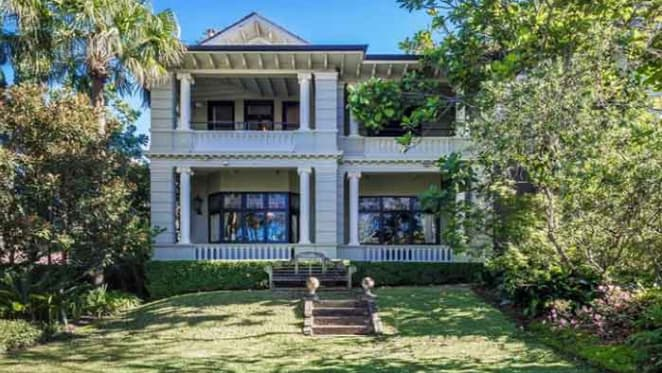 Boy George rumoured to have leased David Leckie's Centennial Park home