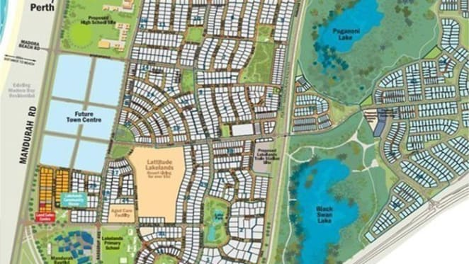 Tavern slated for Perth's Lakelands property development