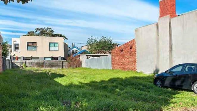 Land parcel sets suburb record in Port Melbourne