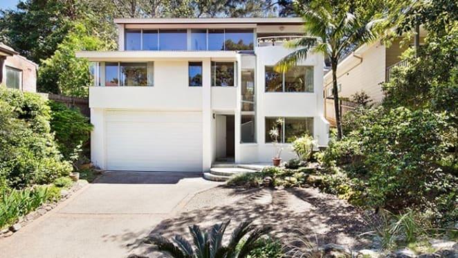 Sydney architect Harvey Webster's Lane Cove home listed