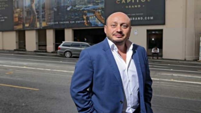 Melbourne property developer Larry Kestelman the second highest debutant on Rich List