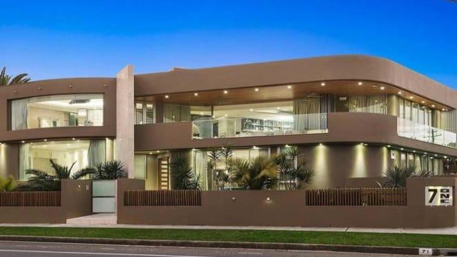 Russell Lea's $3.6 million listing