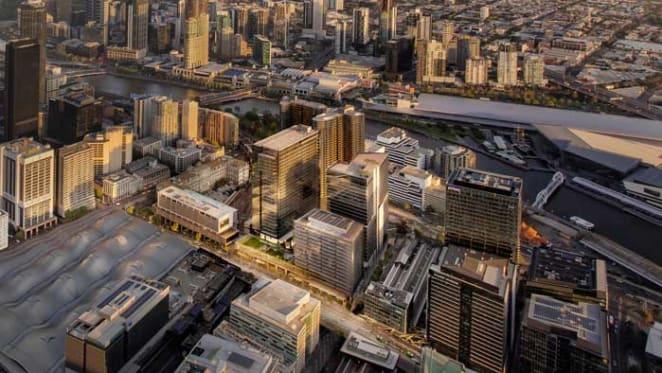 Melbourne Quarter lodges plans for final commercial tower