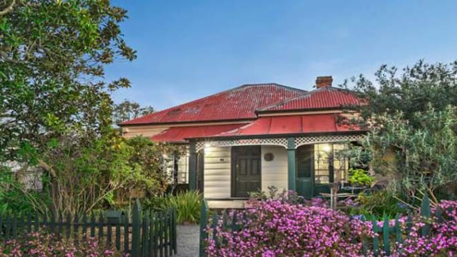 Richmond 1853 Grunberg cottage sells