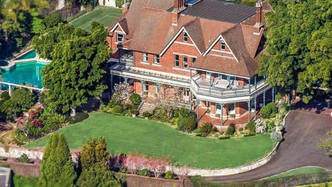 Leura, Bellevue Hill trophy home sold for $30.8 million