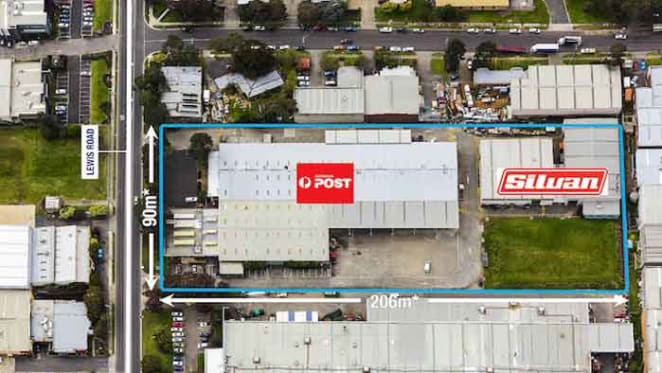 Substantial industrial facility at Wantirna South sold