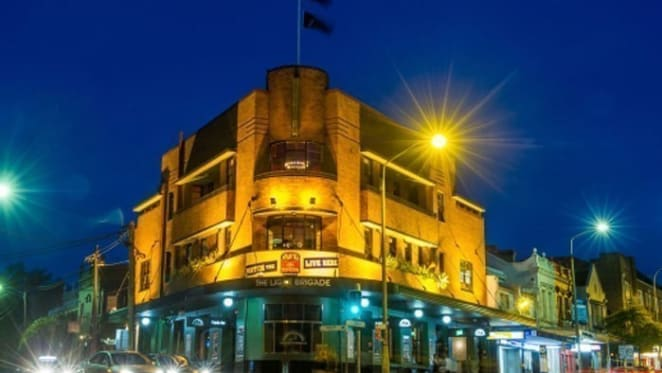 Light Brigade Hotel, Woollahra sold