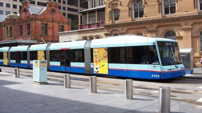 Parramatta light rail to stimulate development along the route: Urban Taskforce's Chris Johnson
