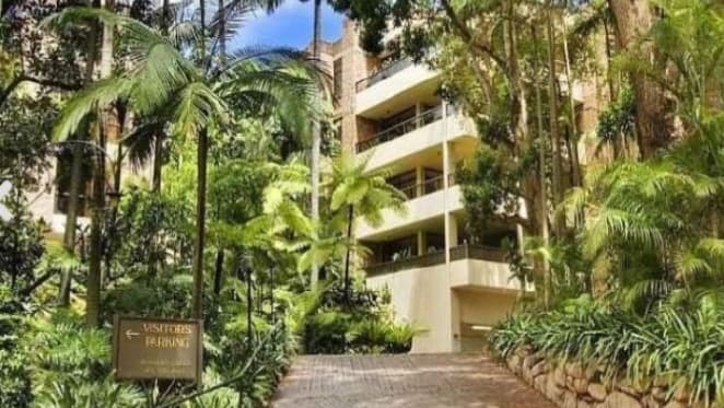 Jeanne Little's Double Bay apartment sold