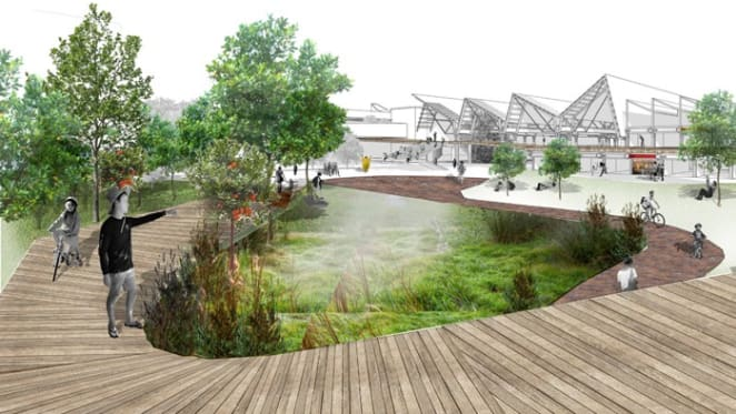 Shopping centre of the future crowned winner of Brickworks Living Building Challenge