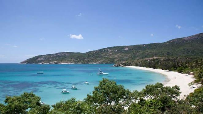 Lizard Island, Heron Island resorts up for sale