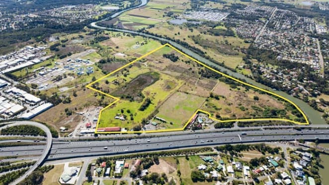 Land development to create new Logan suburb