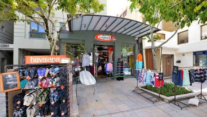 Noosa Heads shop leased to Longboards fetches $4 million