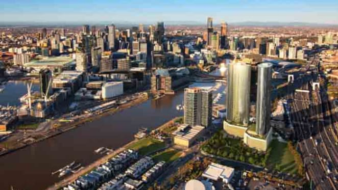 Paul Little lists dual tower site in Melbourne's South Wharf soon to come to market