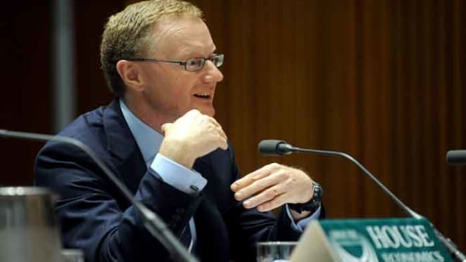 Governor Lowe points to even lower rates: Peter Martin