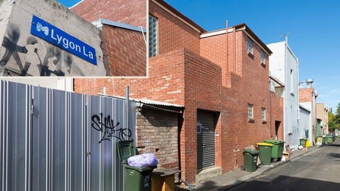 Carlton retail property sells $1 million above reserve