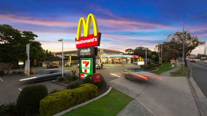 Drive into a finger-licking retail investment at Palm Beach, courtesy Savills