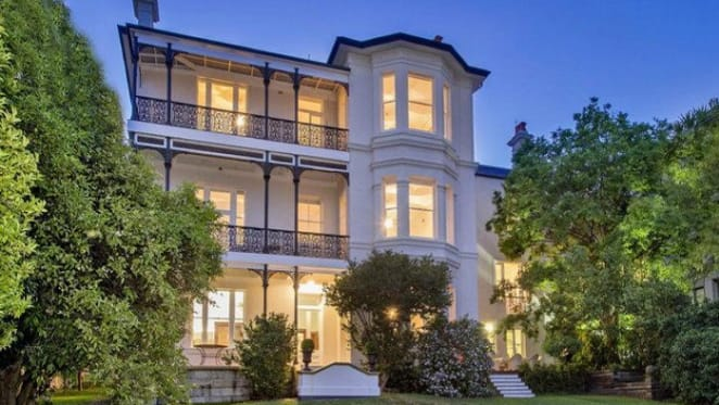 Jenner House, Potts Point $25 million offer rejected