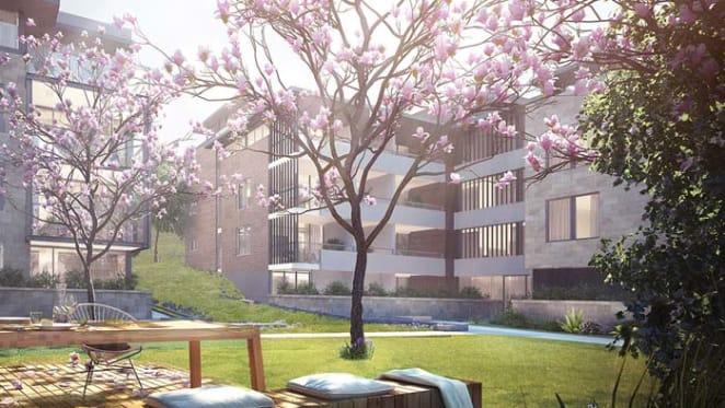 Magnolia, Lane Cove's latest residential luxury garden complex