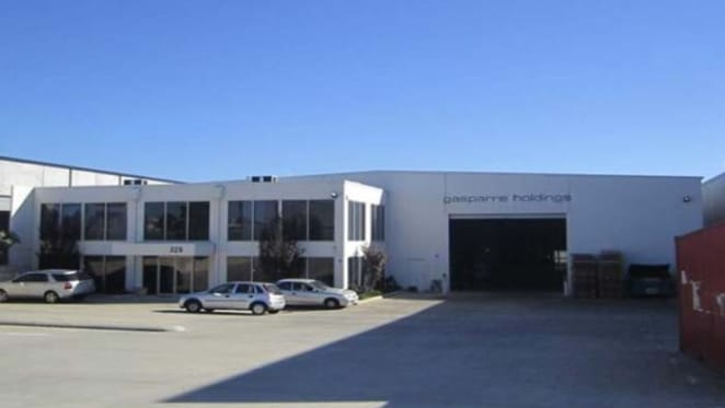 Malaga manufacturing asset attracts strong bidding
