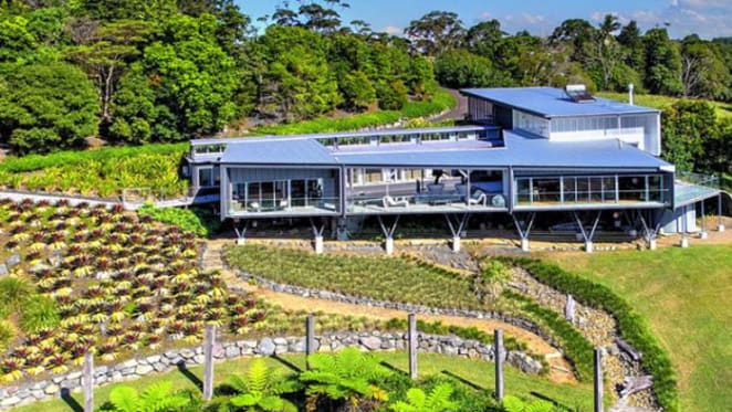 Hinterland retreat in North Maleny, Queensland listed