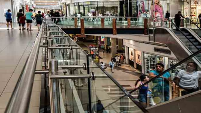 Shopping centre managers expect turnover growth for the year ahead