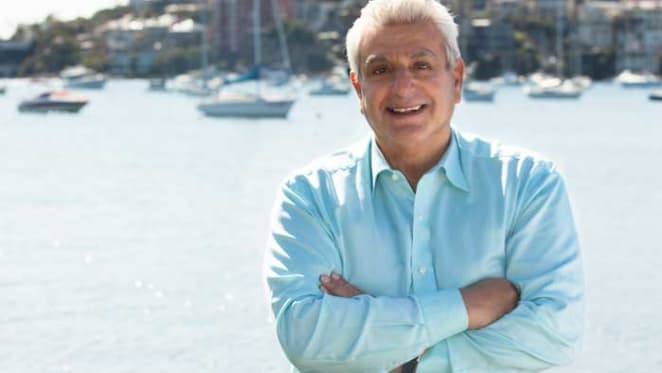 From pubs to penthouses; Bill Malouf's climb to the top